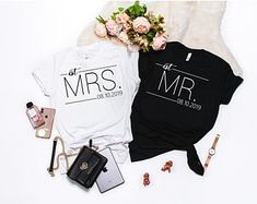 Excited to share this item from my shop: Disney Bride Bachelorette Party Shirts, Bridesmaid Maid of Honor Mother Squad Shirts, Disney Rose Gold Girl Trip Matching Shirts Wedding Party Shirts, Bachelorette Party Shirts, Heather Gray, Mrs Shirt, Honeymoon Outfits, Matching Couple Shirts, Custom Tees, Colorful Shirts, Disney Bride