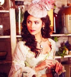 The Vampire Diaries | Katherine Pierce | Nina Dobrev
