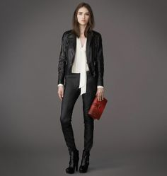Belstaff   Womens Napa Satin Sidney Jacket   Womens Designer Jackets & Coats