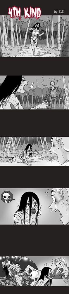 Silent Horror :: 4th Kind | Tapastic Comics - image 1