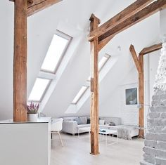 Popular on Pinterest this week! If you love attics, visit out themed board on Pinterest an get inspired ➜ http://bit.ly/1F5z6xS