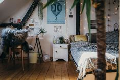 Urban Outfitters - Blog - About A Space: Charlotte Wiesiolek's Cozy Bedroom