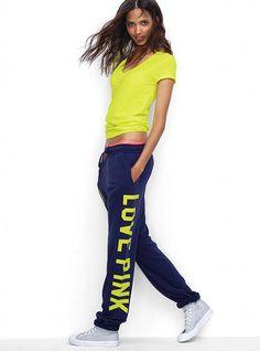 Campus Pant - Victoria s Secret PINK® - Victoria s Secret Cute Athletic  Outfits ce7077555