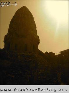 Angkor Wat Temples… Siem Reap, Cambodia… #Travel #GrabYourDestiny #SiemReap #Temples #JasonAndMichelleRanaldi #Cambodia #AngkorWat #BeautifulCambodia   www.GrabYourDestiny.com