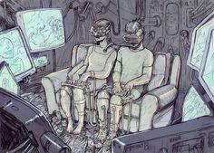 """Josan Gonzalez """"The Future is Now"""""""