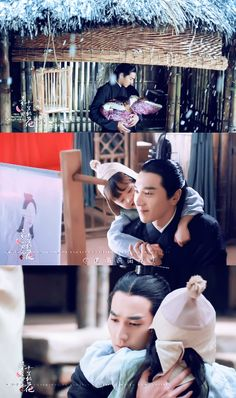 Father and son (Ye Hua and A-li) Eternal Love Drama, This Kind Of Love, Chines Drama, Peach Blossoms, Love Clothing, Cute Actors, Film Serie, Drama Movies, Asian Actors