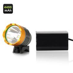 LED Bicycle Headlamp Kit #bicycle #LED #bitcoin #gift