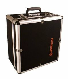 Hohner 12X Accordion Case by Hohner. $74.00. Hohner's hardshell accordion carrying case.. Save 30% Off!