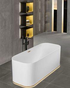 Modern Bathroom Design Trends from Villeroy Boch Contemporary Bathroom Designs, Bathroom Tile Designs, Modern Bathroom Design, Shower Designs, Bathroom Trends, Modern Bathroom Faucets, Bathroom Interior, Small Bathroom, Bathroom Remodeling