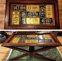 trendy ideas for diy table design ideas man cave Car Furniture, Automotive Furniture, Automotive Decor, Recycled Furniture, Recycled Wood, Handmade Furniture, Modern Furniture, Repurposed, Furniture Design