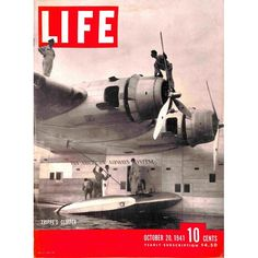 Cover Print of Life Magazine, October 20 1941 | $8.80
