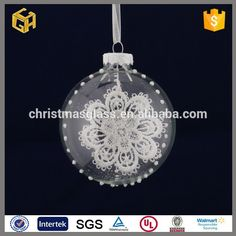 Solid Hanging Oblate Christmas Glass Ball Ornaments With Lace Fabricon Photo, Detailed about Solid Hanging Oblate Christmas Glass Ball Ornaments With Lace Fabricon Picture on Alibaba.com.