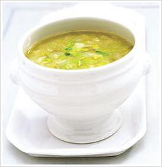 LEEK & POTATO SOUP - The Eat-Clean Diet®
