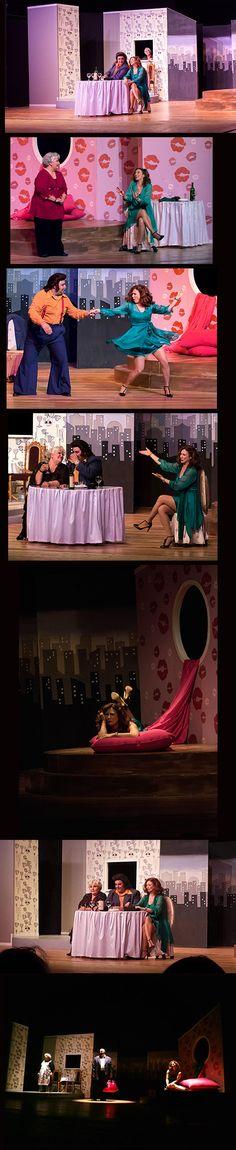 Han Tiyatrosu 2015-2016 KOCASINI PİŞİREN KADIN Yazan: Debbie Isitt Çeviren: Yasemin Erbulun Yöneten: Tomris Çetinel Dekor Tasarımı: Cenk Oral Kostüm Tasarımı: Yıldız İpeklioğlu