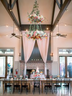 Romantic Southern wedding from Tim Willoughby and OOH Events.