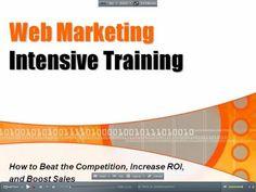 Local Online Marketing SEO Seminar Video Recording