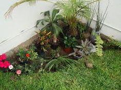 resultado de imagen para jardines pequeos de sombra
