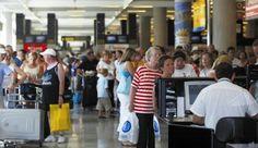 Los aeropuertos con récord histórico de pasajeros internacionales en agosto