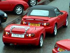 I like this as a trailer for. my old Mazda Miata!