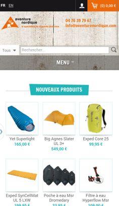 Votre magasin préféré est outdoor-compatible sur tablettes et smartphones ! On vous dis tout ici >> http://www.blog.aventurenordique.com/outdoor-en-version-mobile/