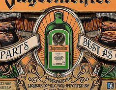 """다음 @Behance 프로젝트 확인: """"Jägermeister - 56 Parts - Best as One"""" https://www.behance.net/gallery/24123921/Jaegermeister-56-Parts-Best-as-One"""