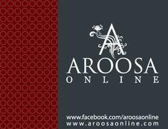 Logo Design - Aroosa Online