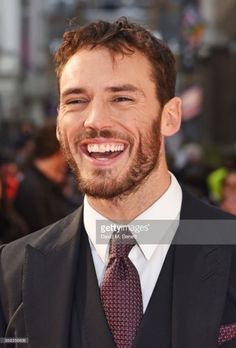 Gorgeous pictures of Sam Claflin on the red carpet of Journey's End for London Film Festival source: gettyimages Sam Reid, Sam Claflin, Sam Heughan, Sam Worthington, Black Veil Brides Andy, Ronnie Radke, Alexander Ludwig, London Film Festival, Enola Holmes