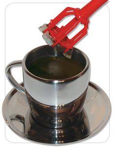 Tea Tool - no more burnt fingers