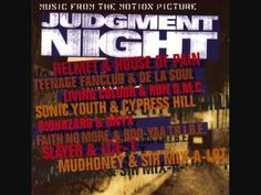 Judgment Night soundtrack: Faith No More & Boo-Yaa Tribe