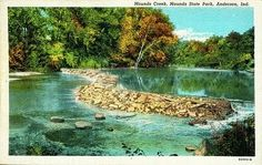 American Indian's History: Mounds State Park Serpent : Causeway to the Afterlife