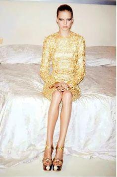 Elisabeth Erm by Katja Rahlwes for Vogue China February 2014