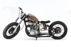Honda CB450 – Steel Bent Customs | Pipeburn.com
