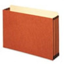 Desk Supplies>Desk Set / Conference Room Set>Holders> Files & Letter holders: File Cabinet Pockets, Straight Cut, Legal, Redrope, 10/Box