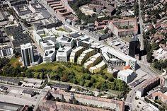 CeresByen, Ceres Corner. C.F. Møller
