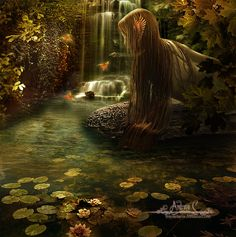 """""""Your connection to nature is what allows you to find all of her treasure..""""  - Jasmeine Moonsong"""