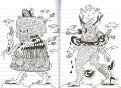 Irena Zablotska — Sketches