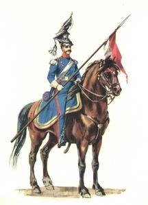 Le 8éme régiment de Ulhan - 1er Empire et Nos Polonais