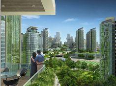 Tianjin Eco City, el modelo urbano para la China futura