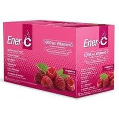 Ener C Raspberry, 1000 mg (1x30 CT)