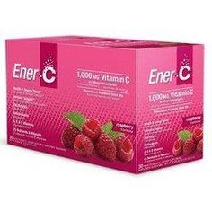 Ener C Raspberry, 1000 mg (1x30 CT)