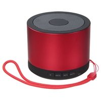 MyBat Red Mobile Wireless Speakers 68
