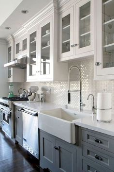 Kitchen Cabinetry - CLICK PIC for Various Kitchen Ideas. 26859764 #cabinets #kitchenisland