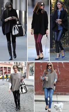 Olivia Palermo! Love her style!