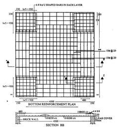 Reinforcement detailing of a slab is done based on its support conditions. Slab may be supported on walls or beams or columns. Slab supported directly by columns are called flat slab. Slab supported on two sides and bending takes place predominantly in one direction only is called One Way Slab. On the other hand, when […]