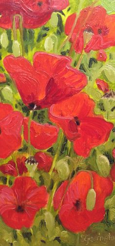 Poppies Poppies, Paintings, Art, Paint, Painting Art, Kunst, Draw, Painting, Portrait