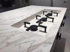 New kitchen interior details modern Ideas Kitchen Tops, New Kitchen, Kitchen Island, Kitchen Decorating, Painting Kitchen Cabinets, Cuisines Design, Interior Design Kitchen, Interior Ideas, Kitchen Furniture