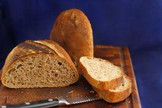 Pâine de casă cu spelta, cu maia Spelt Bread, Bread Crumbs, Bakery, Food And Drink, Pizza, Bakery Business, Bakeries