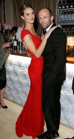 Wondrous Jason Statham And Rose Huntington Whitely List La Home For 9M Hairstyles For Men Maxibearus