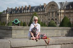 Julia Alcântara em Paris!