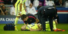 FC Barcelona: Barcelone : rien de grave pour Andres Iniesta ?